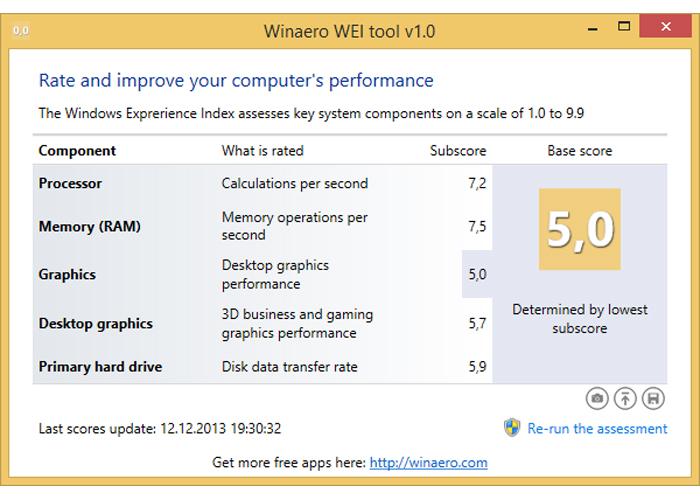 winaero-wei-test