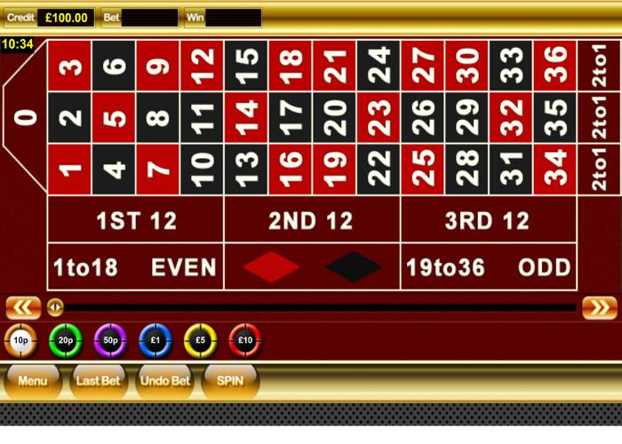 Poker Win Casino