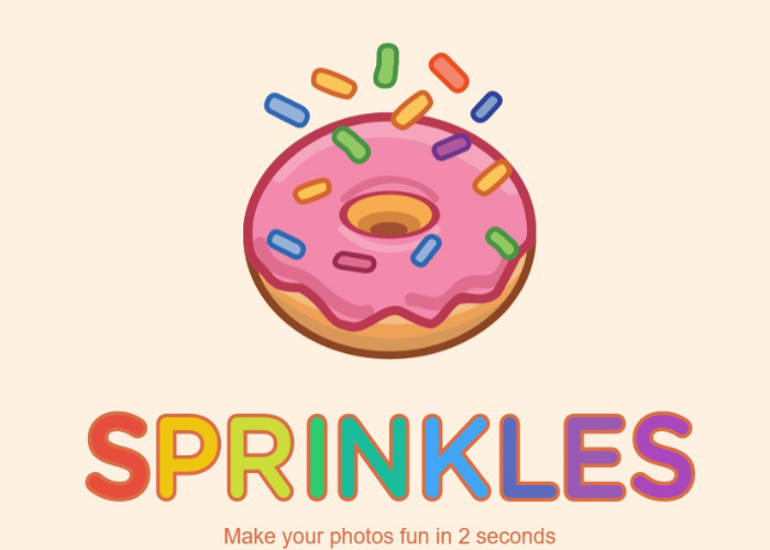 Aplicacion Sprinkles