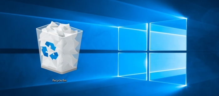 Bote Reciclar Windows 10