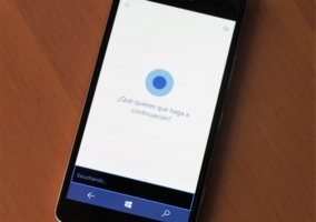 Cortana movil