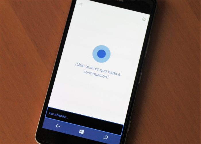 Cortana movil
