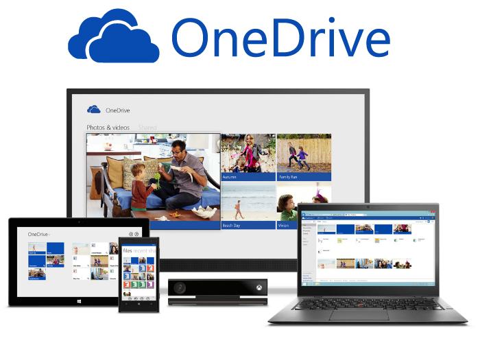 Dispositivos OneDrive