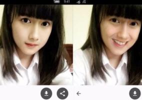 Face App Windows Phone captura aplicacion