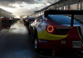 Forza Motorsport Project Scorpio