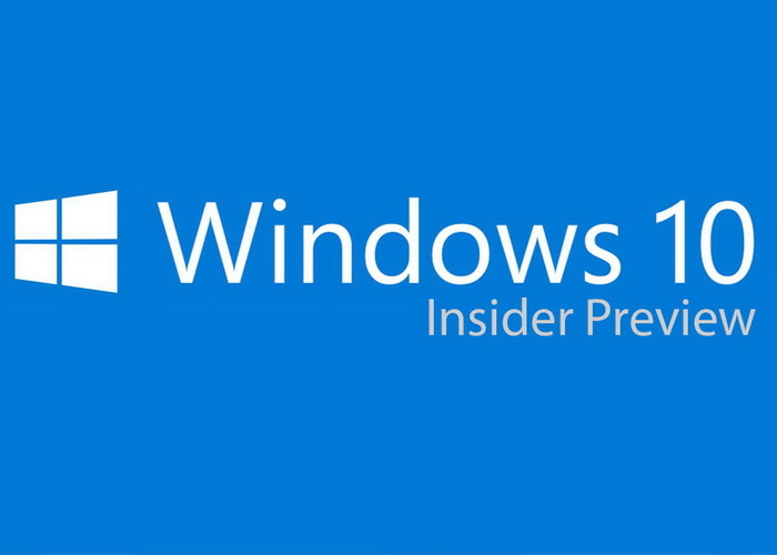 Logo de Windows Insider