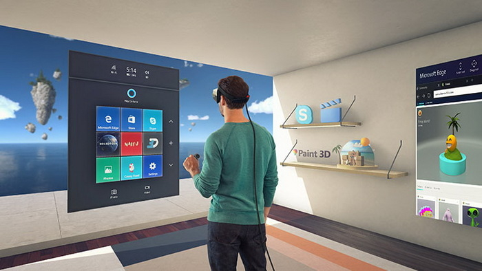 Mixed Reality en Windows 10