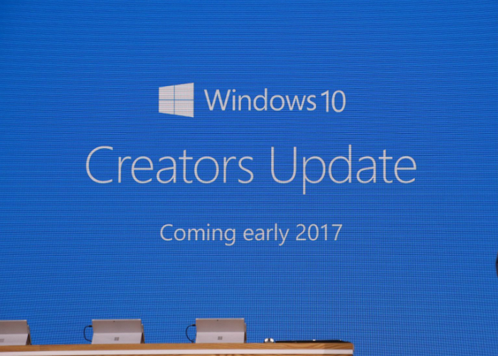 Presentacion Creators Update