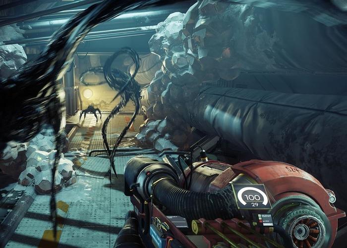 Prey Xbox One demo
