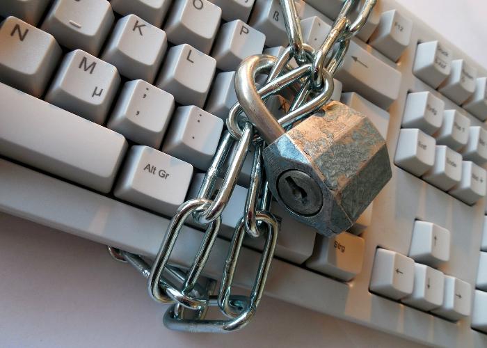 Privacidad Teclado