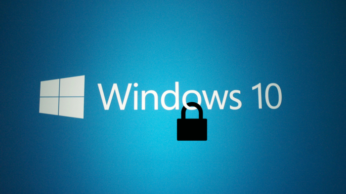 Windows 10 Candado