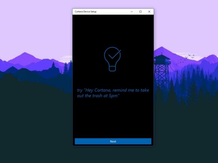 Conocemos los primeros detalles de Cortana como asistente para el hogar