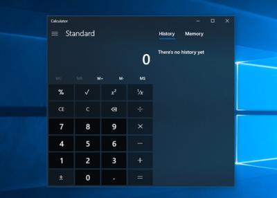 Diseño de la app de calculadora con Project NEON