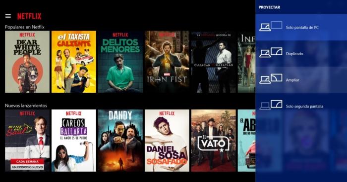 Ampliar Netflix