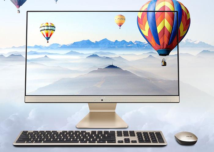 Imagen promocional del nuevo AiO de Asus