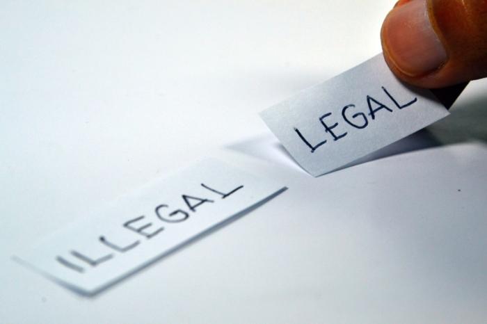 Ilegal Legal