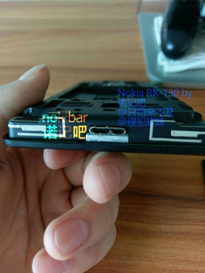 Lumia RX-130 USB