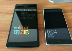 Nokia Lumia RX-130