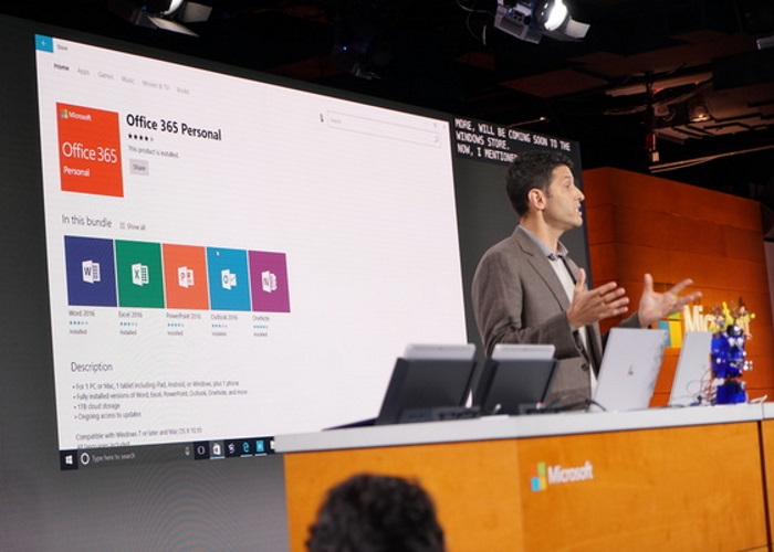 Office 365 windows store