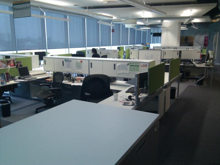 Oficinas Microsoft Mexico