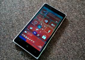 Smartphone W10 Mobile