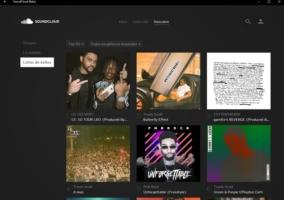SoundCloud Windows 10