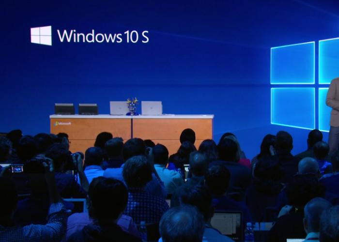 Windows 10 S Presentacion