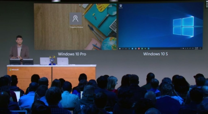 Windows 10 S Vs Pro
