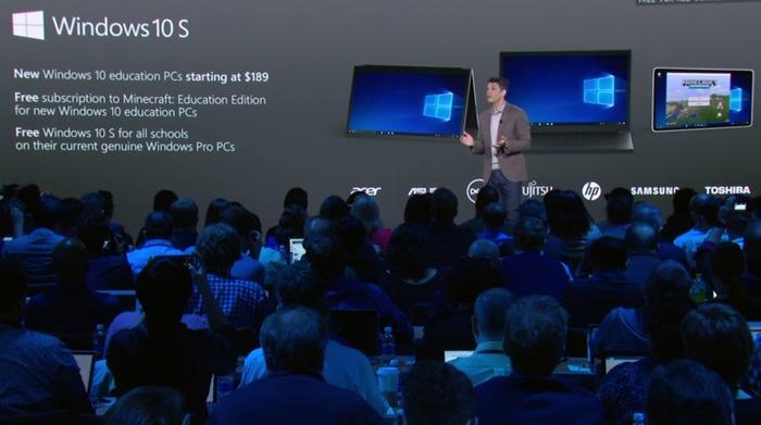 Windows 10 S precio equipos