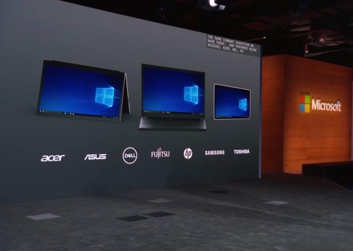fabricantes equipos windows 10 s
