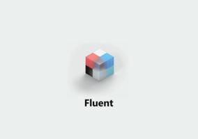 Logo de Fluent Design