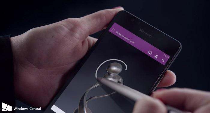 lapiz nokia lumia 950