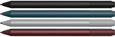 Imagen promocional de los nuevos stylus de la Surface Pro