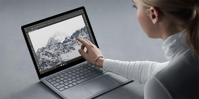 Microsoft trae una nueva Surface Pro a la Microsoft Store