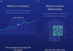 BitPay – Secure Bitcoin Wallet captura