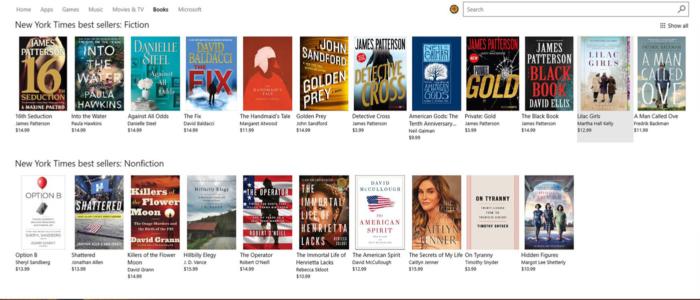 Microsoft Edge para Android se actualiza con soporte para libros electrónicos