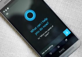 Cortana HTC