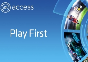 EA Access Play First