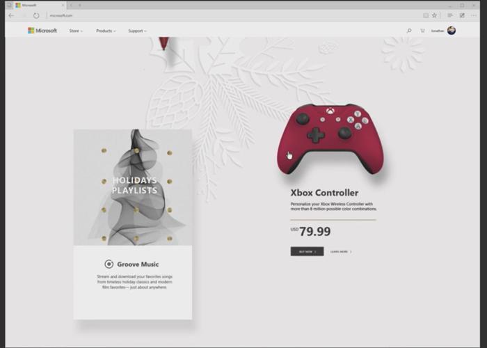 Fluent Design Web
