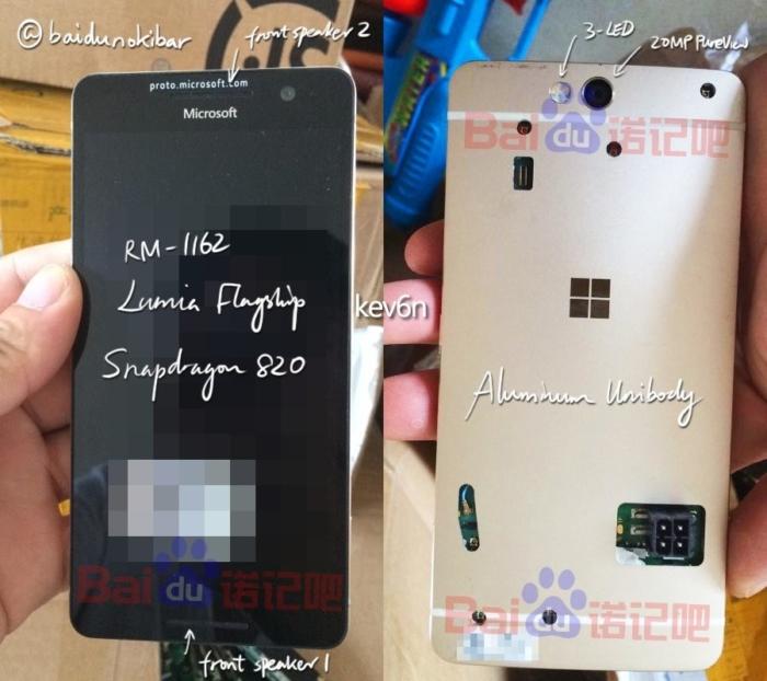 Lumia 960 cancelado
