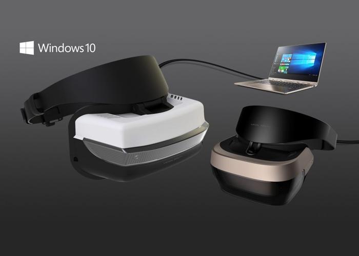 Windows 10 Mixed Reality