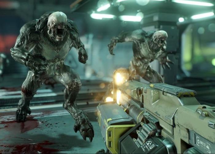 Juega Gratis A Doom Para Xbox One Durante Este Fin Se Semana