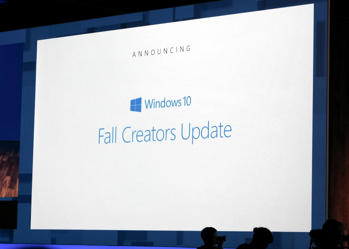 Fall Creators Update Presentacion