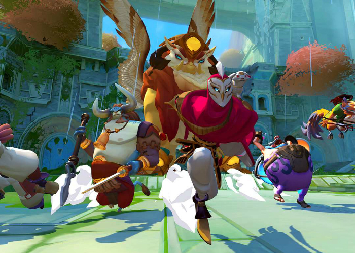 La Version Completa De Gigantic Ya Esta Disponible Gratis En Windows