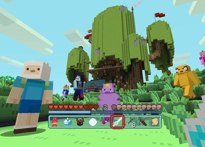 El Pack Adventure Time De Minecraft Ya Disponible Para Windows 10 Y Pocket Edition