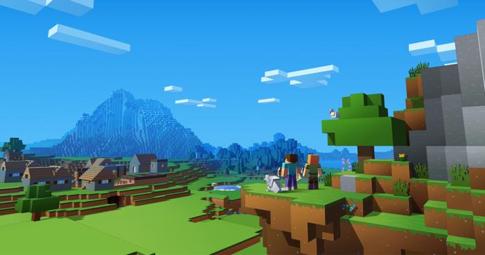 Mundo Minecraft