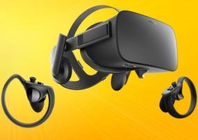 Oculus Rift mas touch