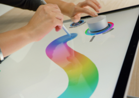 Surface Dial Colores