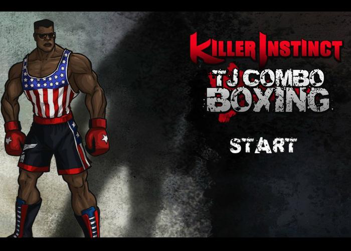 TJ Combo Boxing