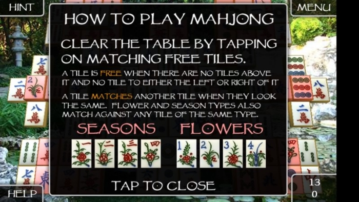 Tutorial Mahjong
